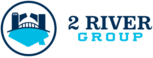 Transparent 2 River Group Logo