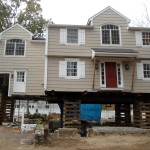 House Lifting - Two River Builders